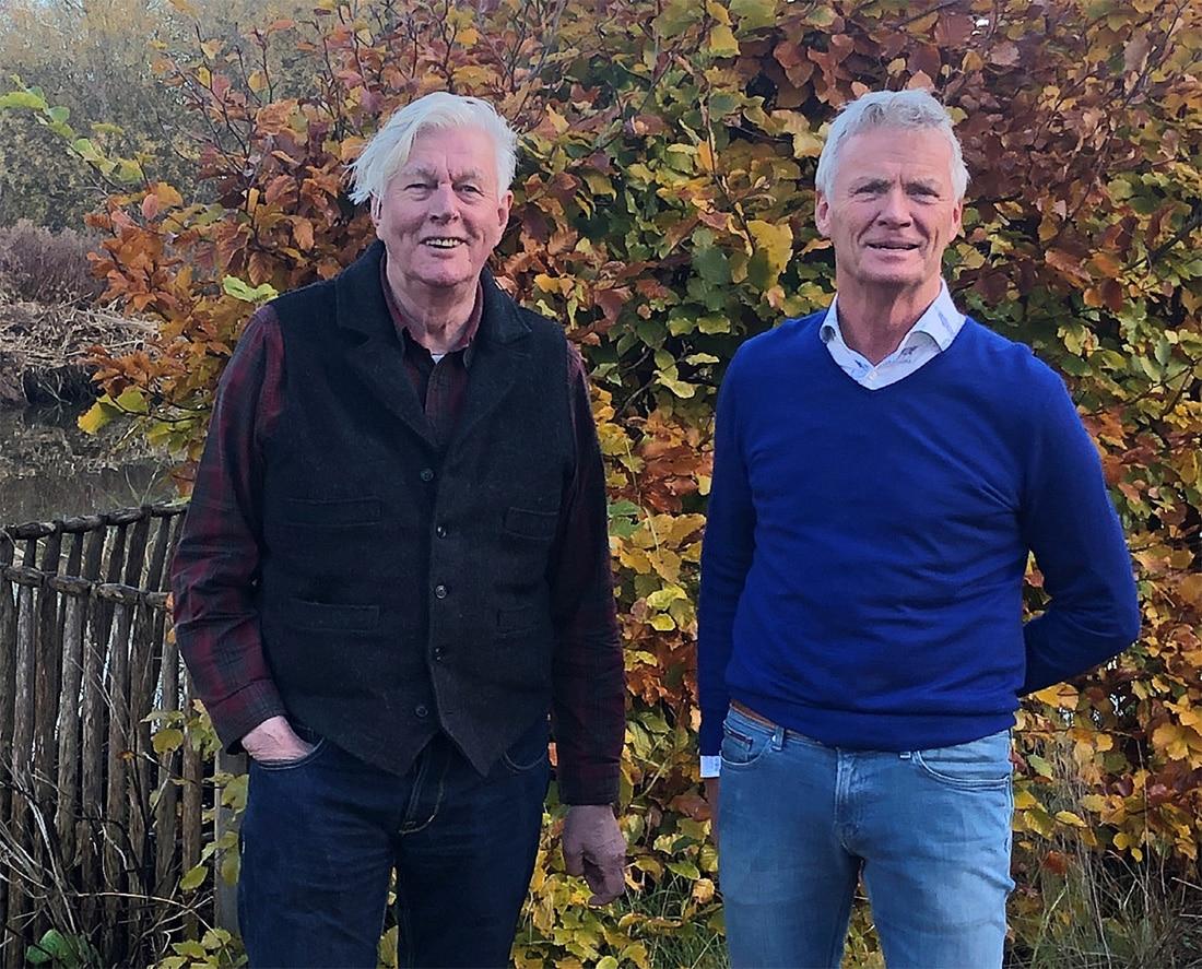 Piet Oudolf & Jaap Sneeboer
